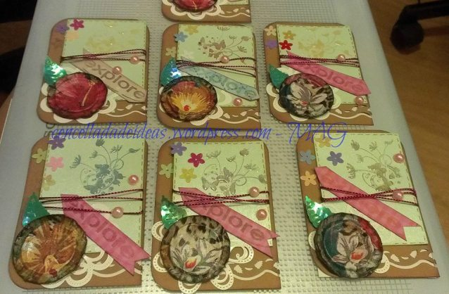 ATC_Decoupage_Flower